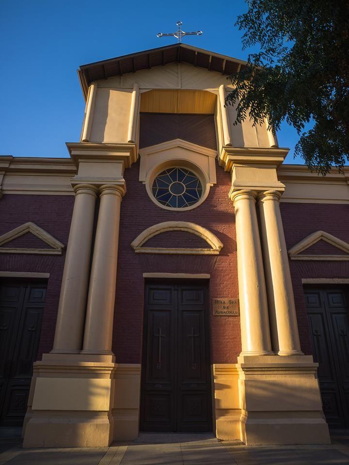 Exterior of the parish.
