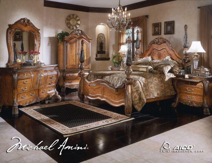 20 best King Bedroom Furniture Sets images on Pinterest | King ...