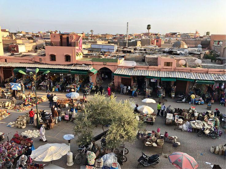 Maroc: locurile perfecte unde mâncăm în Marrakech