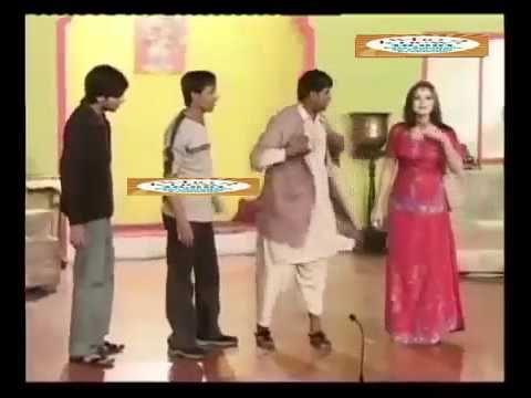 One Two Three Pakistani Punjabi Comedy Stage Show