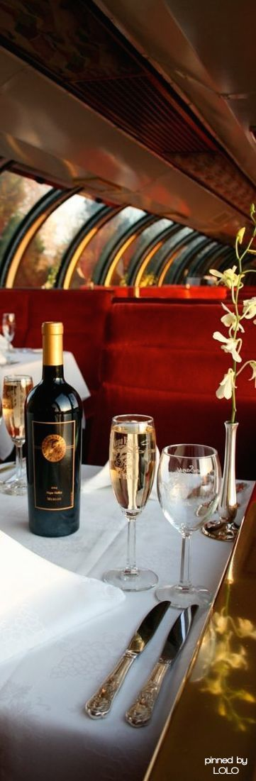 Wine Train...Napa Valley | LOLO