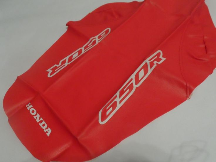 SEAT COVER HONDA XR 650R 2000!!! FREE SHIPPING WORLDWIDE #tsl