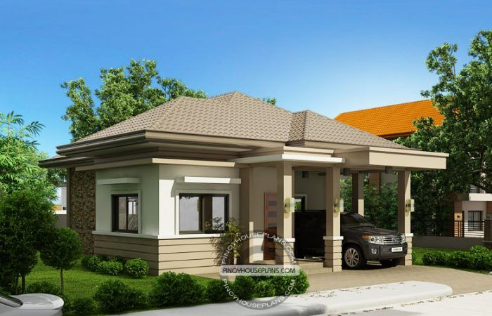Joshua - Grand Elegant Facade - Pinoy House Plans Bass guitars in