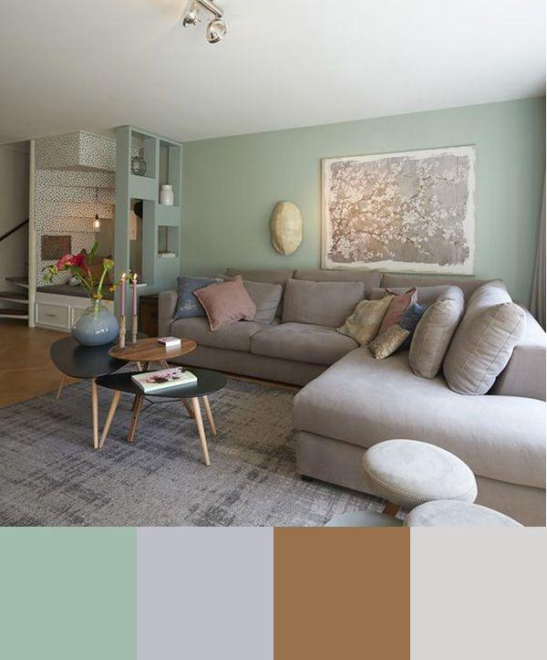 40 Combinaciones De Colores Para Pintar Un Salon Mil Ideas De Decoracion Decoracion De Interiores Pintura Pintar La Sala Colores De Interiores