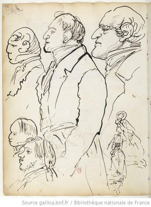 Carnet 1 : [carnet de dessins] / Edgar Degas