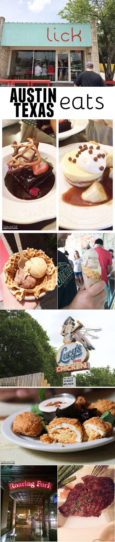 Places to eat in Austin, Texas #texas #travel