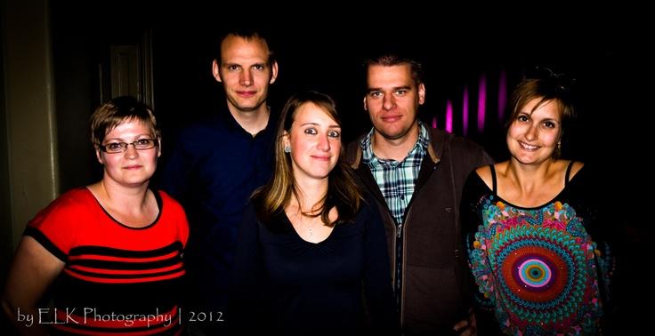 A csapat Bödőcs Tiborral