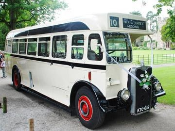 The True Classic Vehicles Of Yesteryear Vintage Buses Available To Hire For Weddings And Events Across Yorkshire Cheshire Lancashire