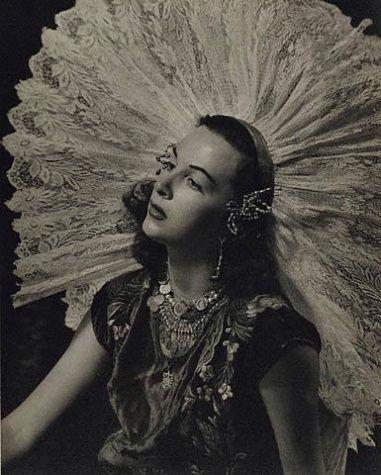 Man, Ray - Dolores del Rio - Dada - Photo - Portrait - Getty Museum - Los Angeles, CA, USA