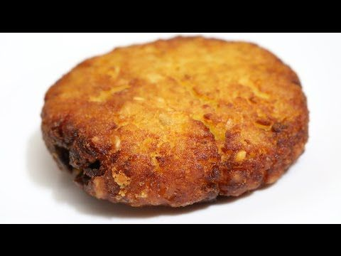 CRISPIEST Aloo Tikki Recipe | Potatoes Patties | Street Food India | Aloo Ki Tikki - YouTube
