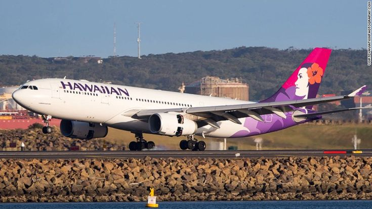 <strong>Hawaiian Airlines:</strong> Hawaiian Airlines launched way back in 1929 and is now the state's biggest and longest-serving airline.