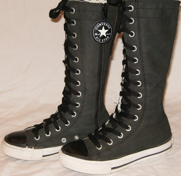 from Terrence emo converse knee high socks xxx