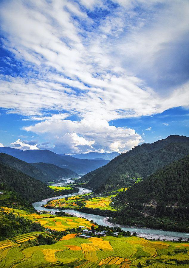 ShangriLa Bhutan, before it changes