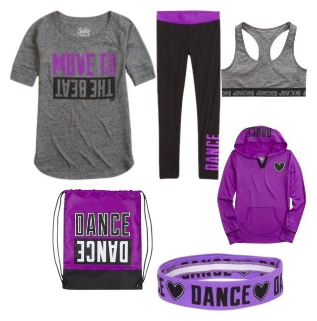 """Justice dance wear"" by luisa-shield on Polyvore"