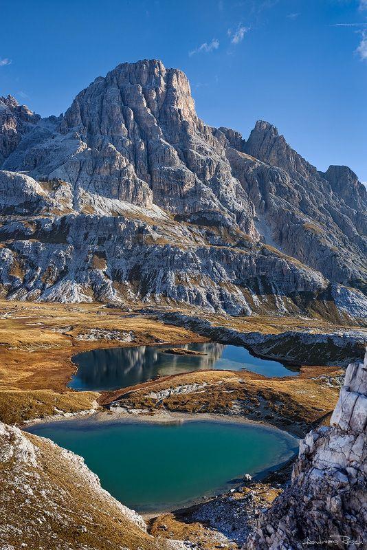 ✯ Tre Cime di Lavaredo - Dolomites, Italy