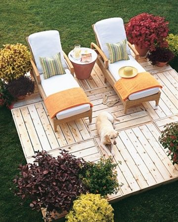 Outdoor Living | How To and Instructions | Martha Stewart