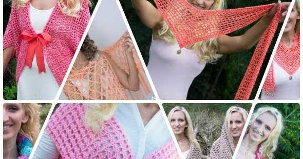 Como Aprender A Tejer Crochet Para Principiantes 7 Prendas Tejidas A Crochet Para Principiantes Croche Para