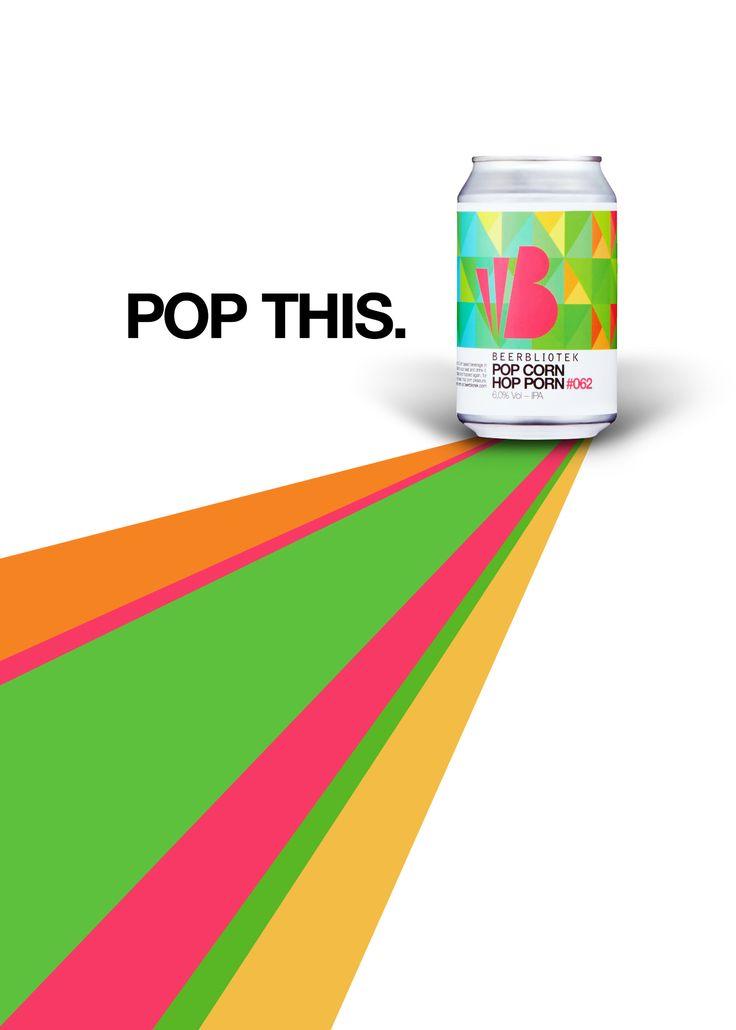 Pop Corn Hop Porn IPA