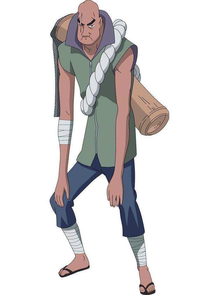 Jigumo Fuuma   Naruto personagens, Anime, Naruto