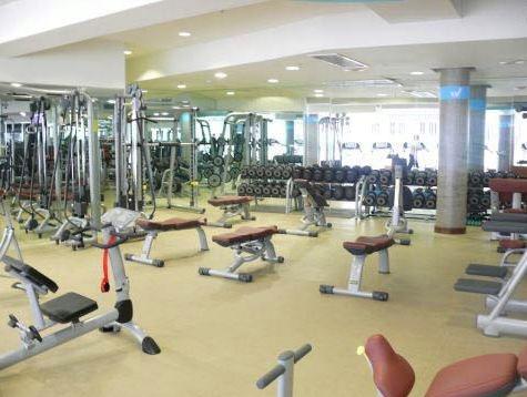 gym - instalaciones