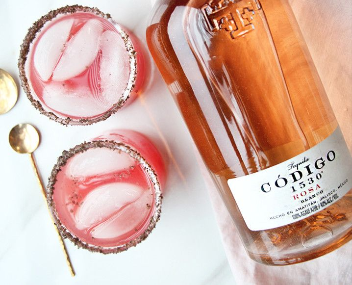 Salt All The Rims: Pink Tequila Is The New Rosé - The Chalkboard