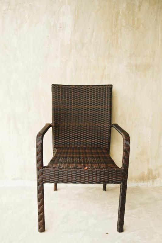 How To Fix Faux Wicker Patio Furniture