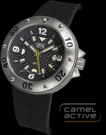 Camel Active Watches Barrier Reef