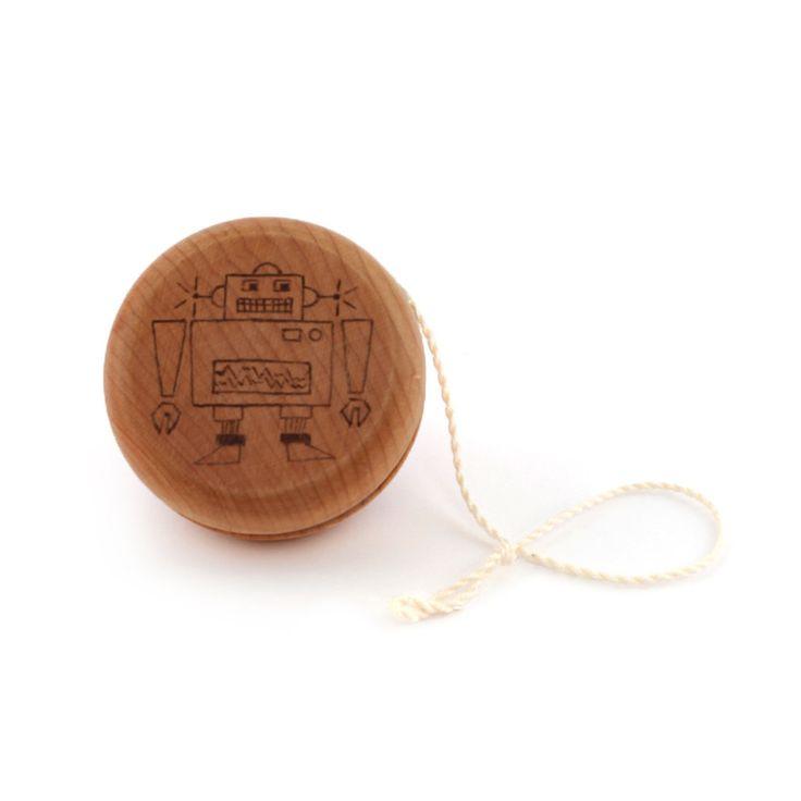 Robot Yo-Yo by BK Inspired