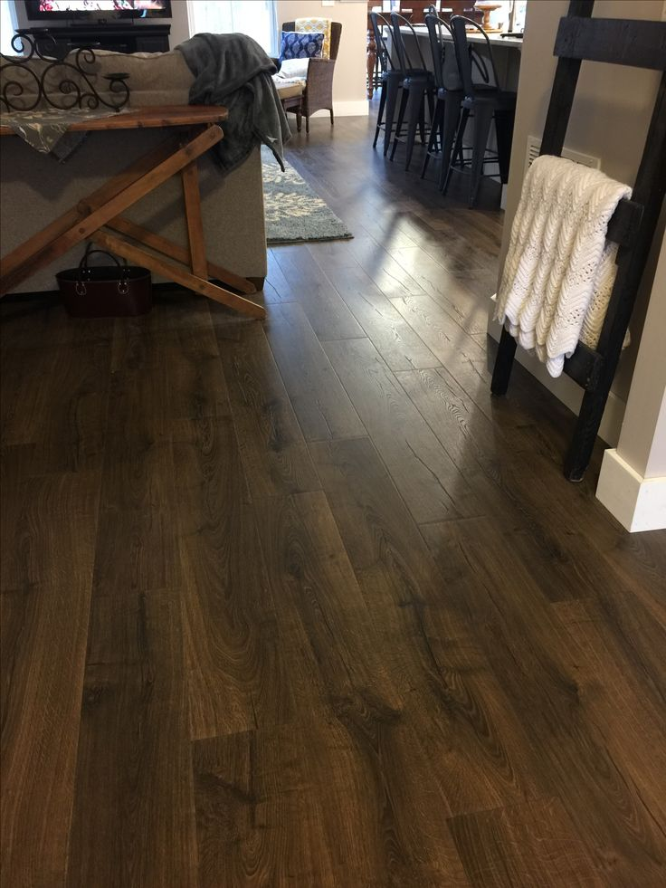 Pergo Outlast Vintage Tobacco Oak Home Decor Floors In