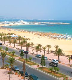 Tunisia Hammamet-the food was awesome and the beaches were beautiful!