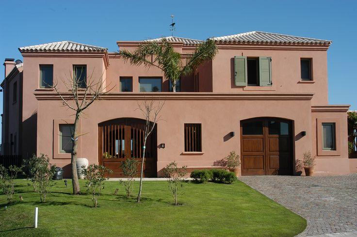 Arquitectura - Paisajismo - Ricardo Pereyra Iraola - Buenos Aires - Argentina - Casa