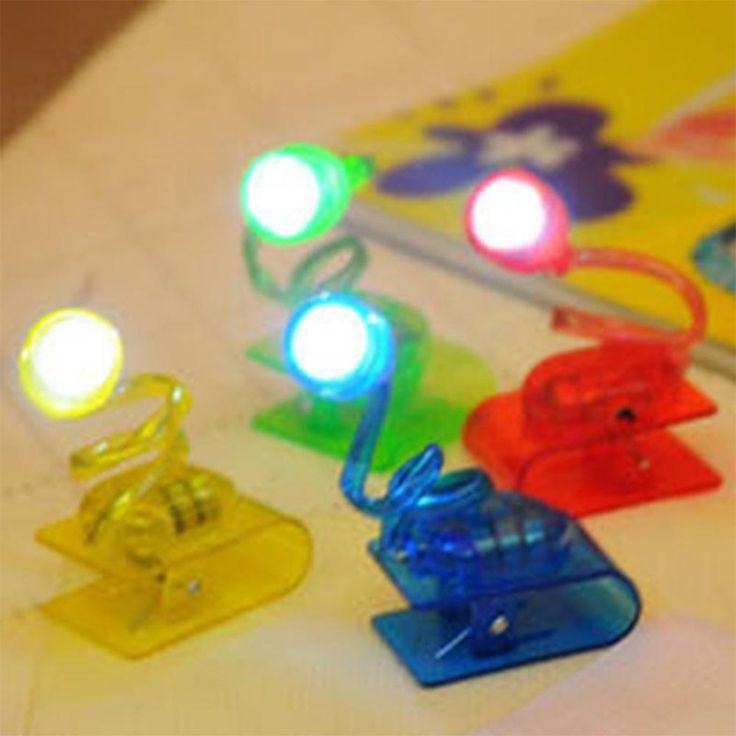 Mini portable led book clip lamp baby room  reading light Eye  led desk led energy saving lamp led lamp table #Affiliate