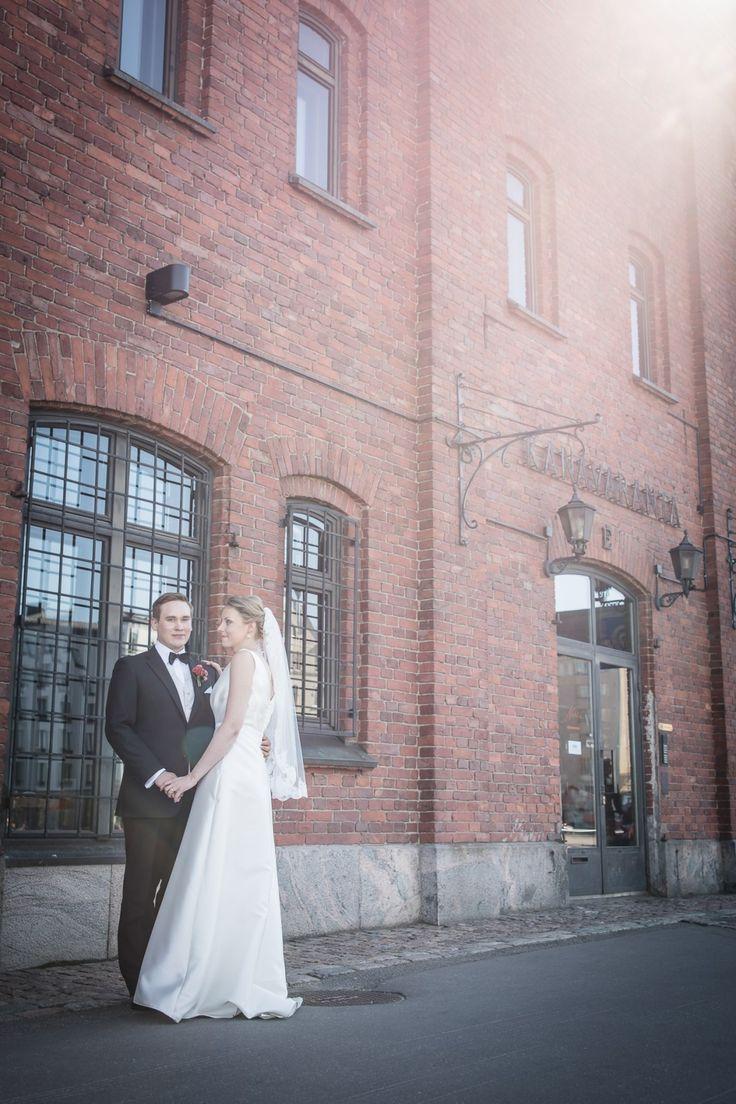 S & J // Vihkikuvaus ja hääpotretit   Siru Danielsson Photography