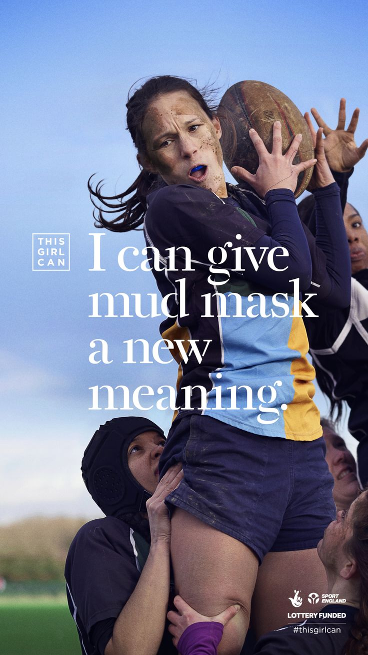 Rugby Union is about fun, fitness and friends. It's a social sport that anyone can play.