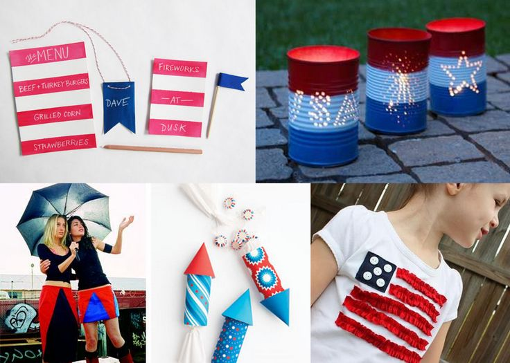 July 4th diy projects make your own party favors that for 4th of july party ideas for adults