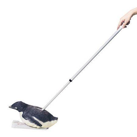 幽默設計 企鵝咻一下地板就清潔溜溜 | ET運動雲 | ETtoday東森新聞雲
