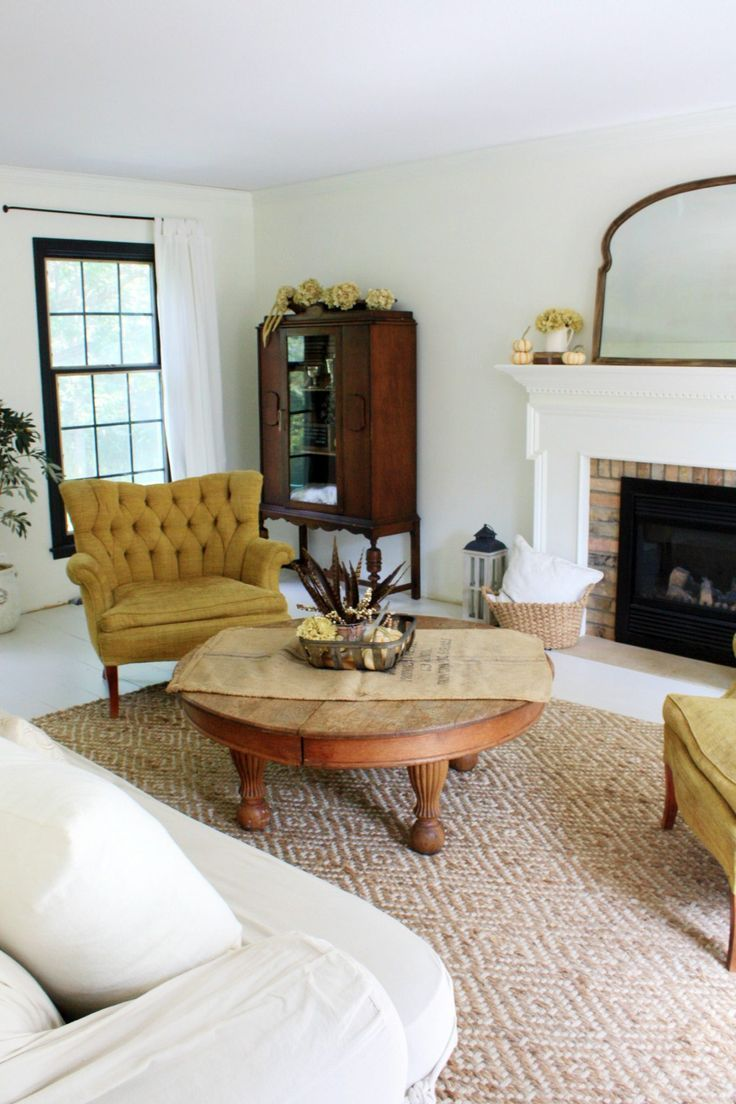 Living Room Flooring Inspiration Fall Decor Simple