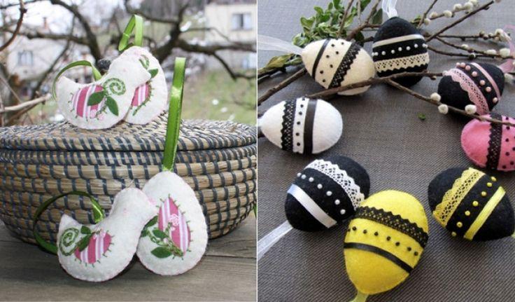 """Az életszimbólumánakszámító tojások a húsvéti ünnep örök szimbólumai. Azért díszítjük és tarkítjuk őket, hogy minél szebb és örömtelibb legyen számunkra ez az """"élet"""". Lássunk mostegy kis szemezgetést néhány csodálatos kézműves tojás közül!"""
