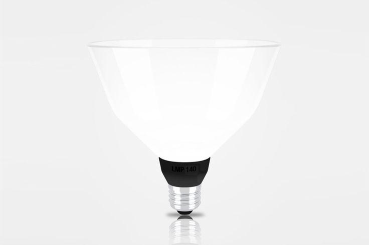 renaud defrancesco expands lampshade design with bulb LMP series - designboom   architecture
