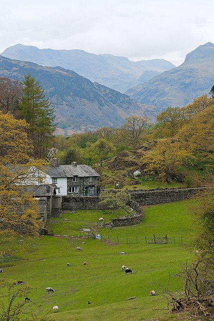 England's Lake District