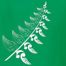 fern koru maori symbol