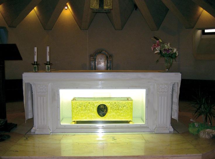 Ortona: Cripta di San Tommaso