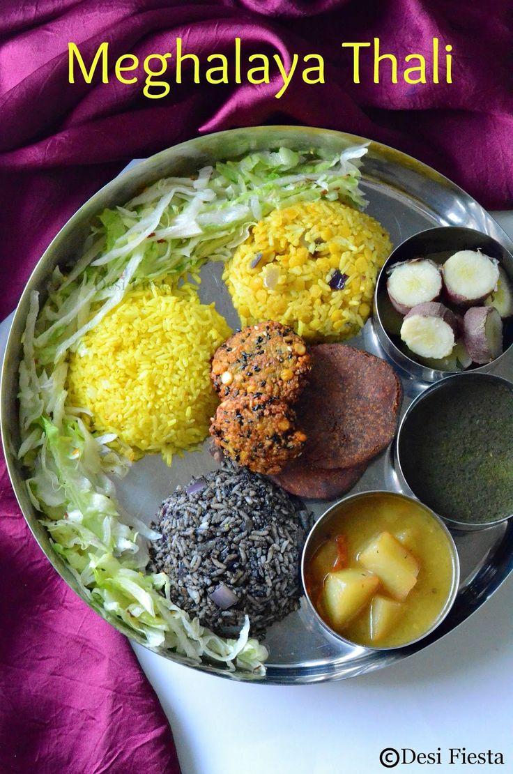 667 best indian vegetarian recipes images on pinterest indian meghalaya thali curry recipesvegan forumfinder Choice Image