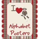 In this download you receive 2 sets of Sock Monkey themed Alphabet posters. These posters are ready to print on 8 1/2 x 11 paper or cardstock and ...