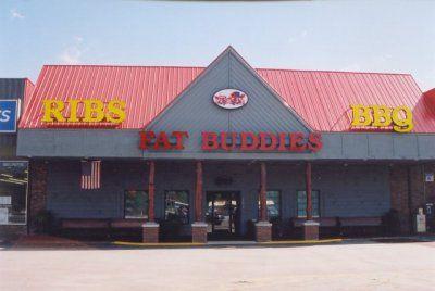 Ribs and BBQ Franklin and Waynesville NC at Fat Buddies