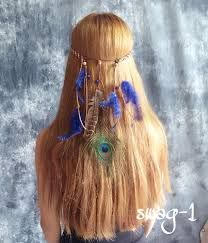 Image result for peacock colors hair