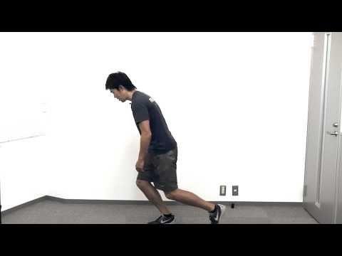 正しいランニングフォームを身につけるためのポイント〜足の運び〜 - YouTube