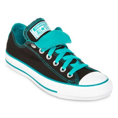 Converse Chuck Taylor All Star Double-Tongue Womens Sneakers   found at @JCPenney