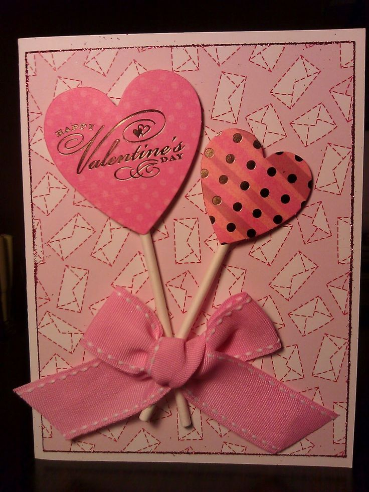 527 best images about Heart Cards – Unique Valentine Card Ideas
