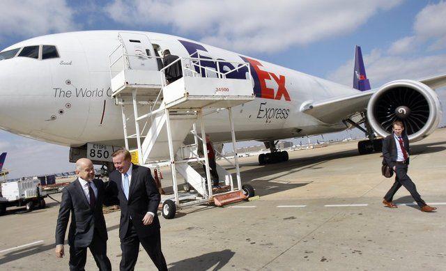 FedEx leasing more land at Memphis International Airport - fedex jobs